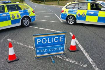 Newton Aycliffe: Police have been dealing with crash