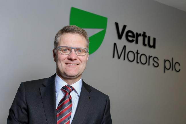 Robert Forrester, chief executive of Vertu Motors plc