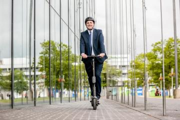 Benefits of e-scooters in Tees Valley questioned
