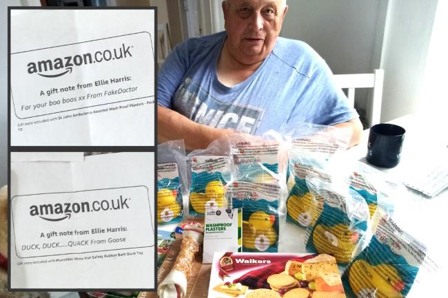 Another twist in mystery of County Durham man receiving yellow ducks from Amazon