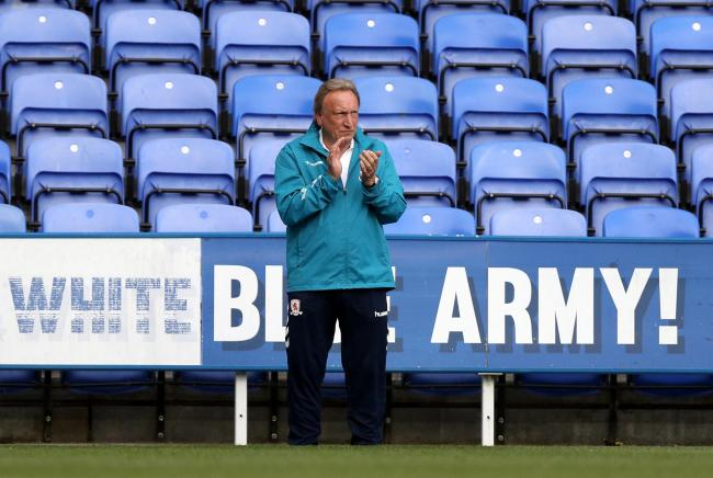 Neil Warnock held talks with Middlesbrough chairman Steve Gibson last Thursday