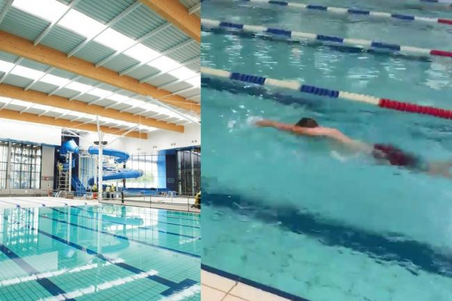 Consett Swimming Pool will remain closed for some months
