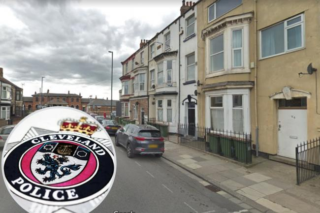 Police are investigation after a man was left in a crtical condition after an incident in Station Road, Redcar