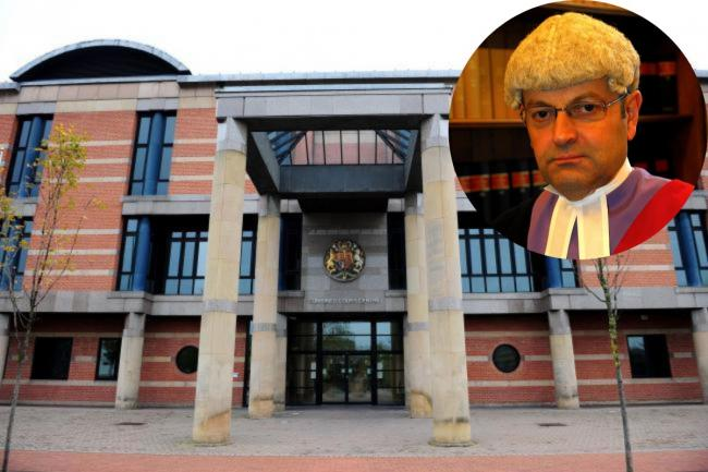 Judge Stephen Ashurst will sentence Sandra O'Rourke this morning at Teesside Crown Court