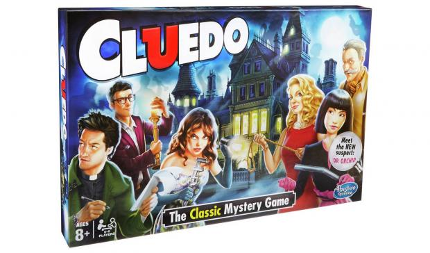 The Northern Echo: Cluedo board game. Picture: Hasbro Gaming