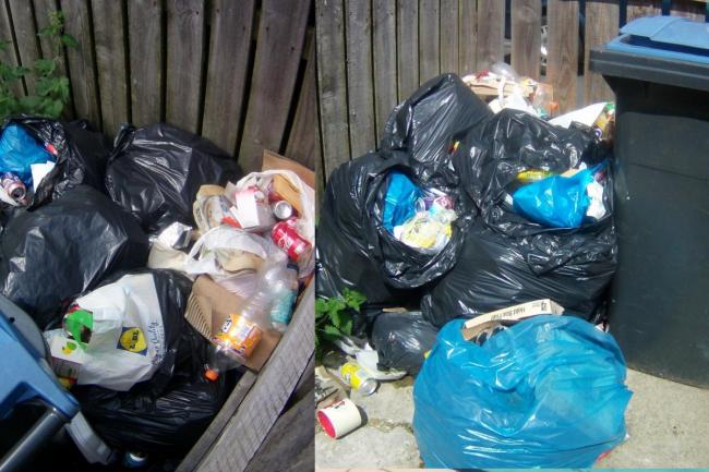 Hefty fines for people who ignore requests to remove waste