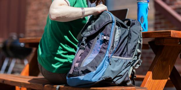 The Northern Echo: This sturdy pack is always a great choice. Credit: Reviewed / Jackson Ruckar