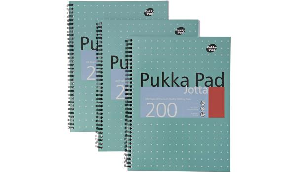 The Northern Echo: A notebook for every subject Credit: Pukka Pad