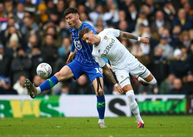 Kieffer Moore will leave Wigan Athletic in the wake of the Latics' relegation to League One