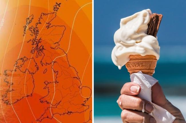 Met Office weather: UK weekend heatwave means it'll be hotter than Caribbean. Picture: Newsquest