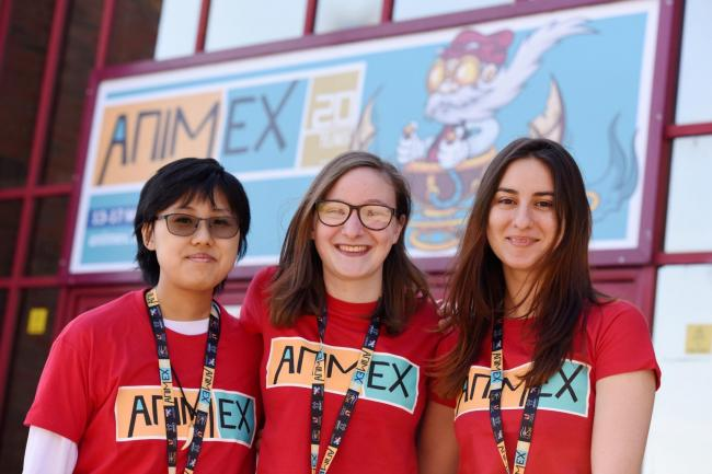 Animex has won the backing of Tees Valley Combined Authority and is spreading the message it is not just for those connected to the university