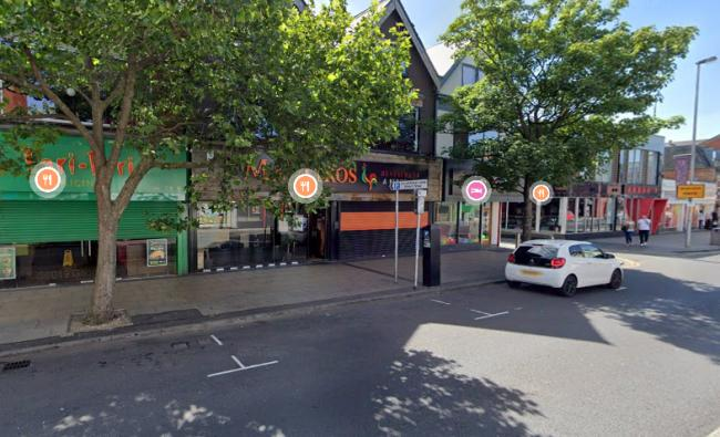 Two people tested positive for Covid-19 on August 5, two days after visiting Manjaros restaurant in Linthorpe Road