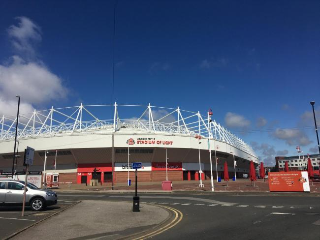 Stadium Of Light, Sunderland
