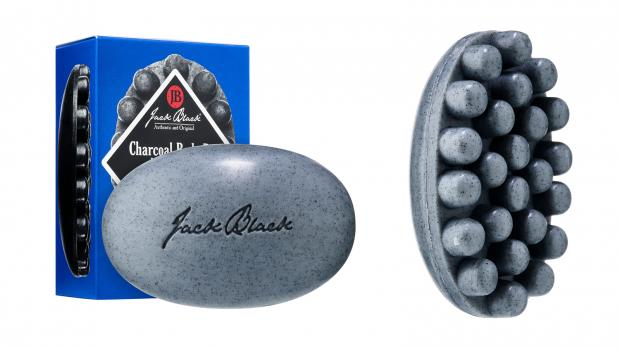 The Northern Echo: Exfoliate your body with the Jack Black Charcoal Body Bar Massaging Soap. Credit: Jack Black