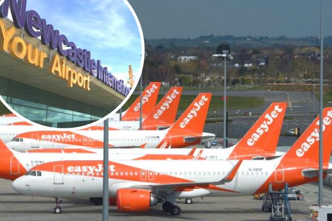easyJet to permanently axe all international flights from Newcastle