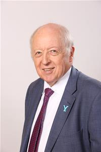 Cllr Carl Les, Leader of North Yorkshire County Council