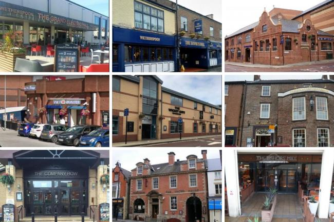 The BEST and WORST Wetherspoons in County Durham according to TripAdvisor Pictures: TRIPADVISOR
