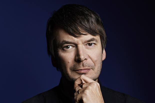 Crime writer Ian Rankin is one of the biggest names in this year's festival line-up