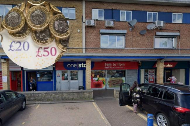 Bradley Younger carried out a 'joke' robbery of the One Stop Shop in Berwick Hills, Middlesbrough