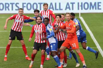 Match Ratings: Sunderland 1 Bristol Rovers 1