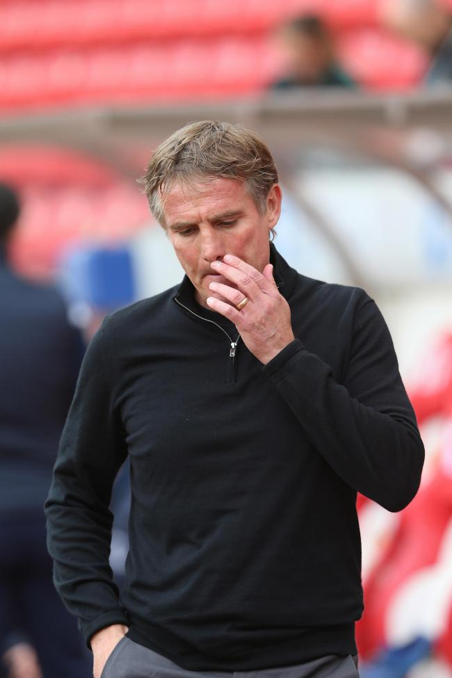Sunderland boss Phil Parkinson