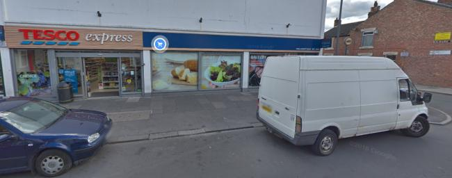Tesco on Parliament Road in Middlesbrough. Picture: GOOGLE