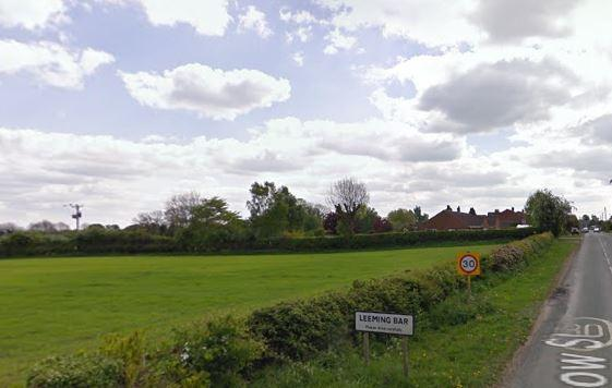 Plans to expand Leeming Bar Industrial Estate have proved controversial Picture Google