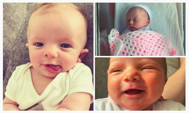 Is your baby among our Babies of the Week?