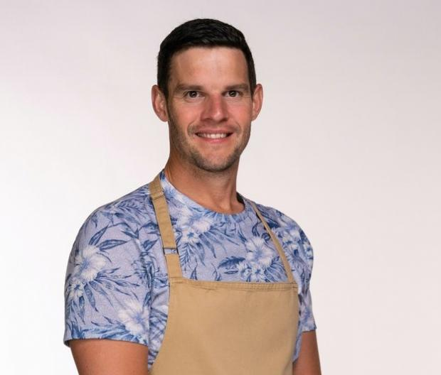 The Northern Echo: Dave is among contestants for The Great British Bake Off (C4/Love Productions/Mark Bourdillon)