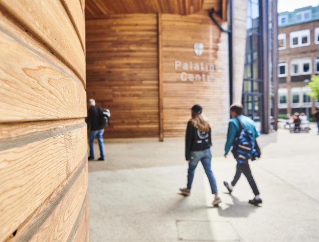 International students who need to self isolate have started arriving at Durham University ahead of the new term starting on October 5
