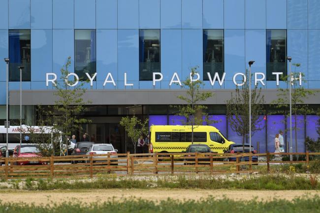 The Royal Papworth Hospital