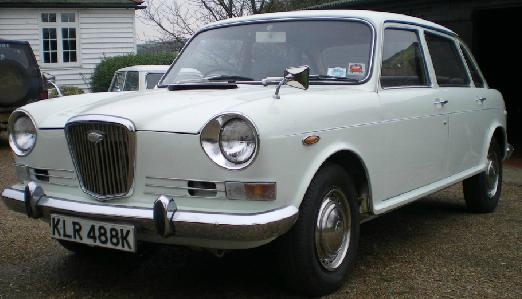 The Northern Echo: The 1972 Wolseley 18/85