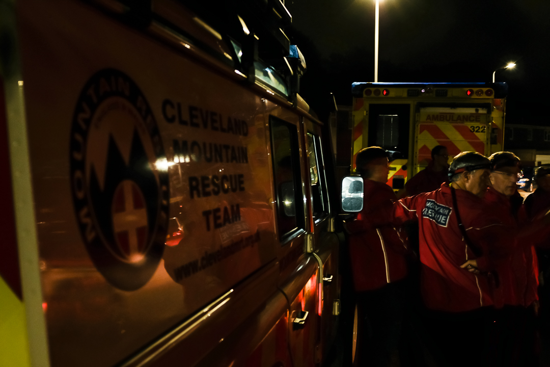 North-East emergency services track down woman lost in Teesside woods