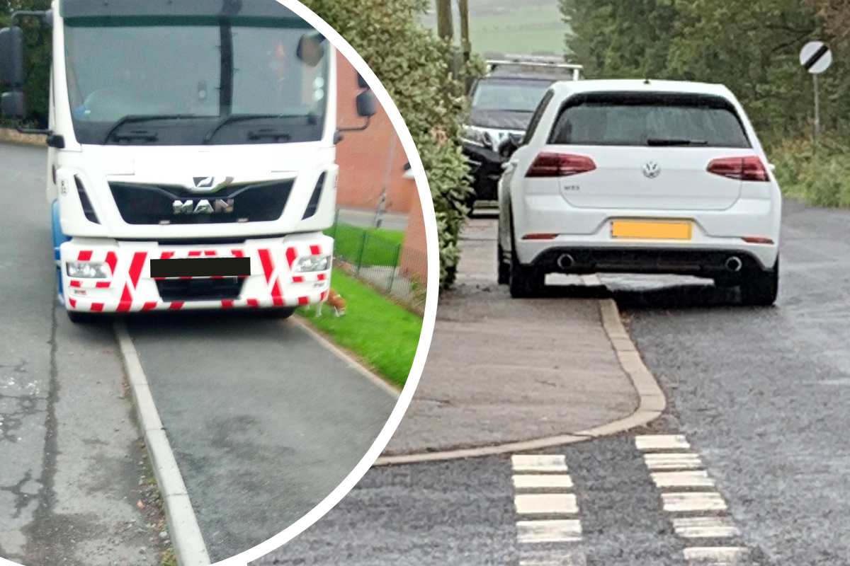 Motorists back plans that would see drivers fined £70 for parking on pavements