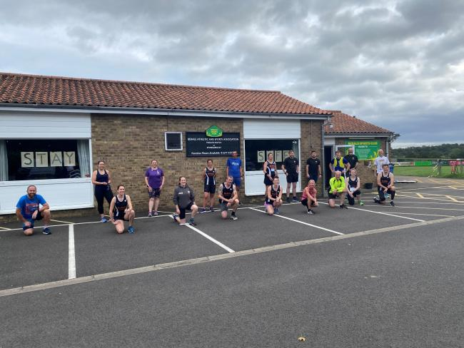 Bedale and Aiskew Runners Virtual Great North Run