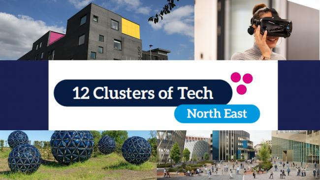 12 regions across the UK will release a report looking at the tech ecosystem in that area for the next 12 months