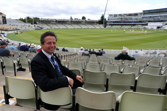 Nigel Huddleston accepts the no fans in grounds will have an impact on sport