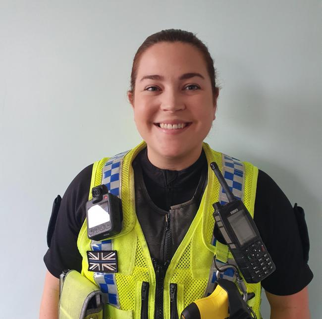 PC Laura Kelly