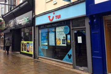 TUI confirm Bishop Auckland branch will not reopen