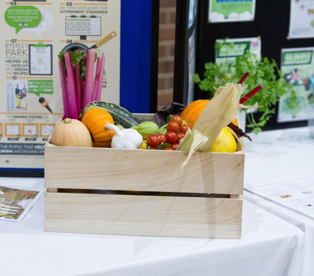 The Northern Echo: Get healthy with some great Autumn produce