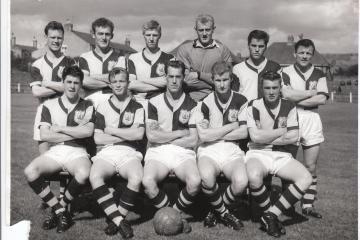 Tributes to former Bishop Auckland footballer Tony Claydon
