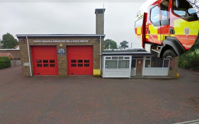 Sedgefield Fire Station revamp plans submitted