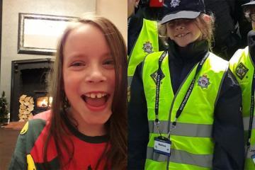 Heartbroken mum of hit-and-run victim Melissa Tate, 10, on her loss