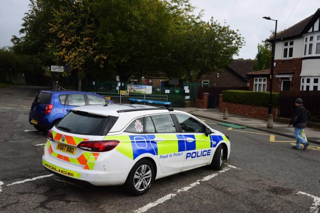 The incident happened at Gosforth Park First School on Friday. Picture: NORTH NEWS