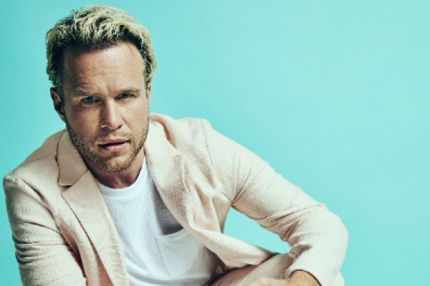 Win tickets for Olly Murs