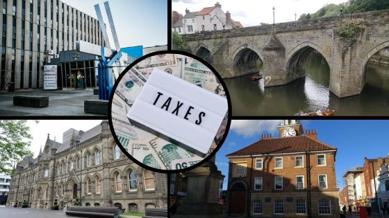 Council tax in Durham and Hartlepool amongst most expensive