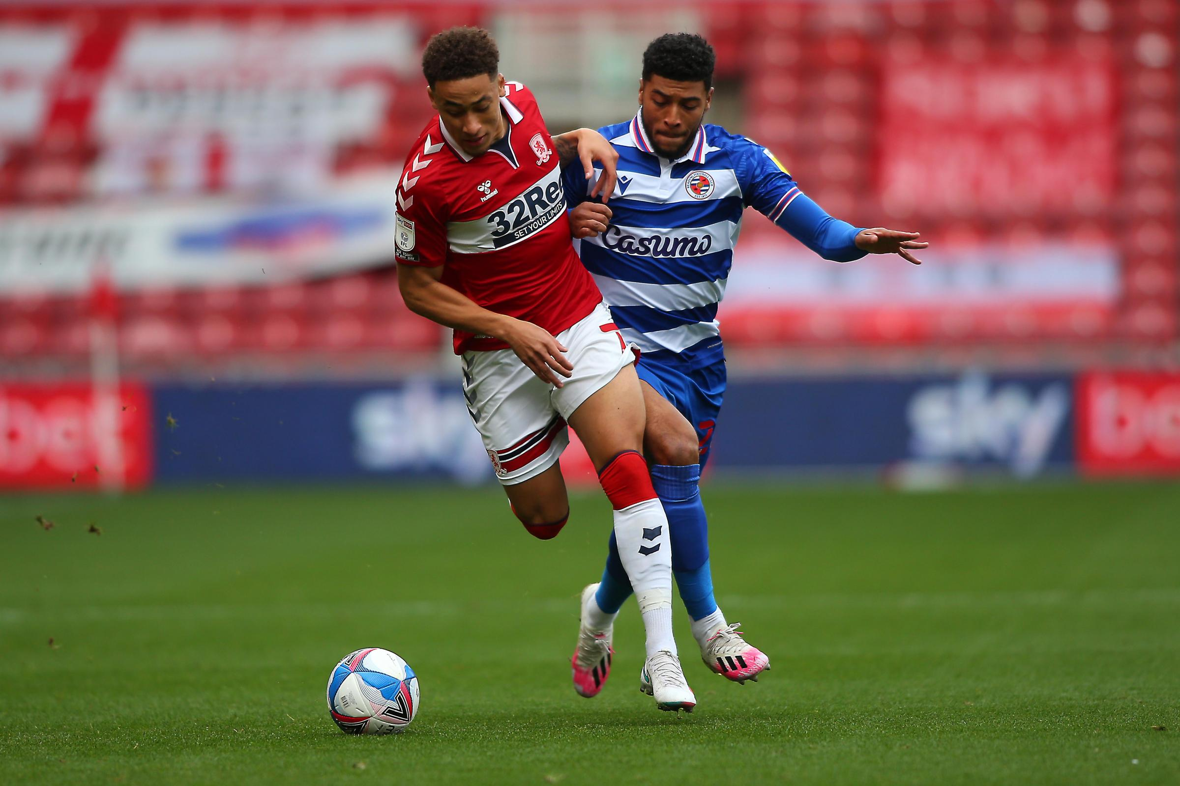 Boro hopeful of duo being fit for league opener against Fulham