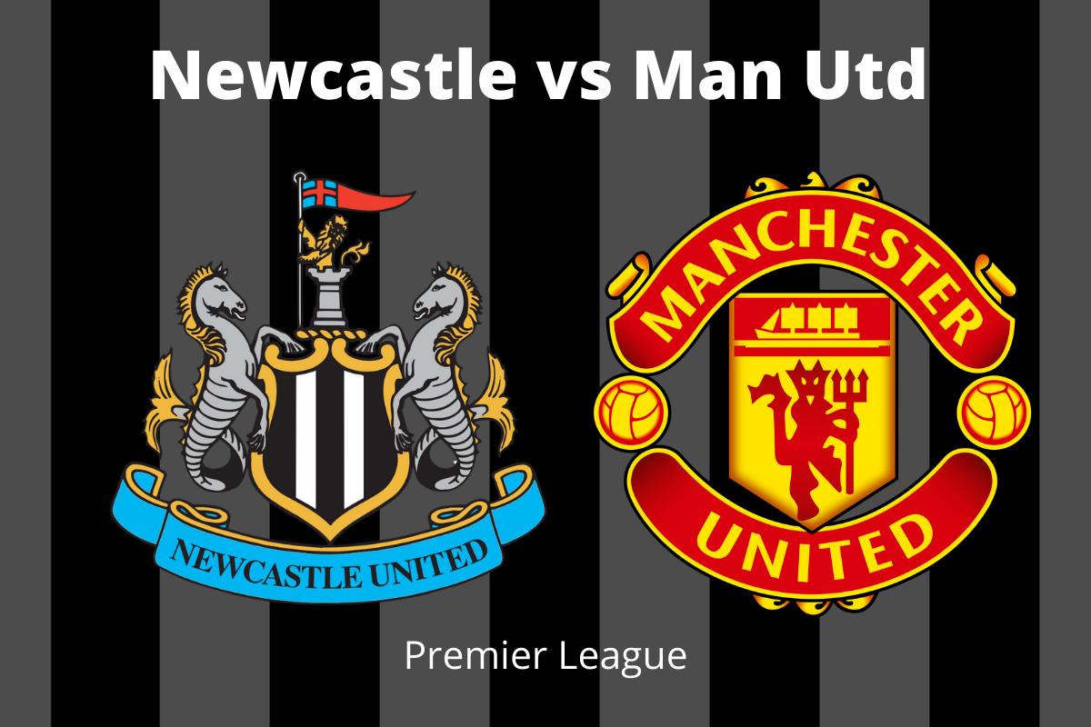 LIVE: Newcastle United vs Man United ...