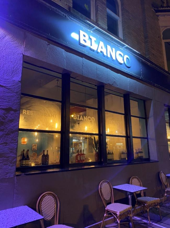 Bianco Ristorante in Thirsk