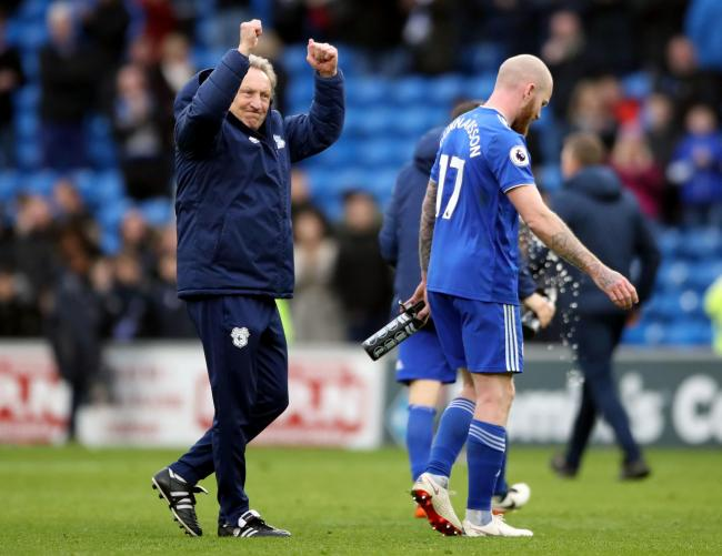 Middlesbrough boss Neil Warnock won promotion to the Premier League during his time as manager of Cardiff City